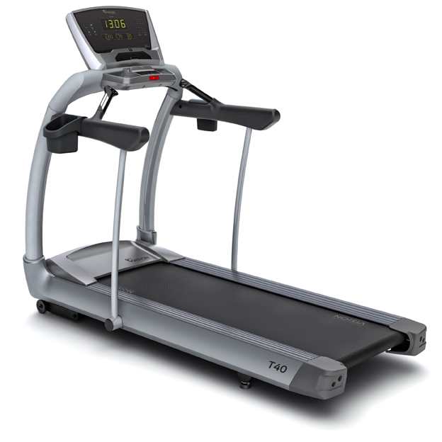 VISION T40 TREADMILL WITH CLASSIC, ELEGANT OR TOUCH CONSOLE