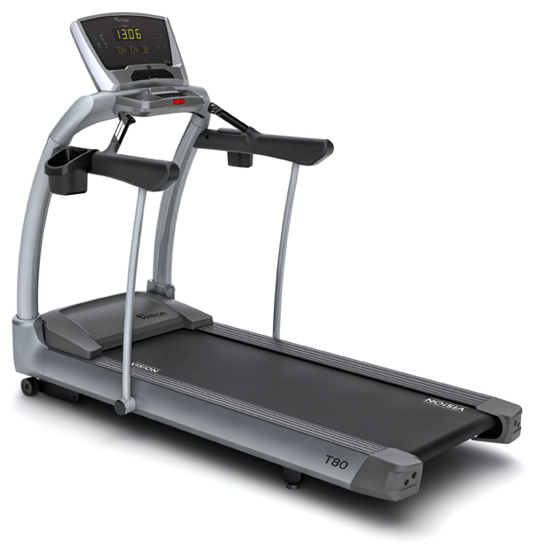 VISION T80 TREADMILL WITH CLASSIC, ELEGANT OR TOUCH CONSOLE