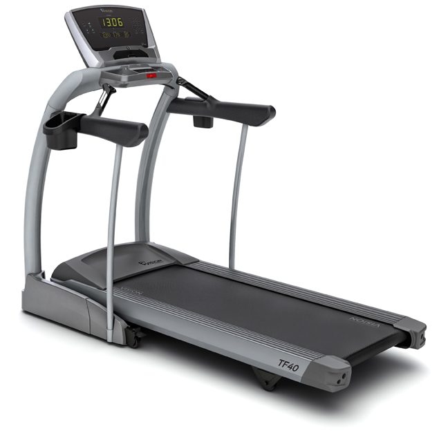 VISION TF40 TREADMILL WITH CLASSIC, ELEGANT OR TOUCH CONSOLE